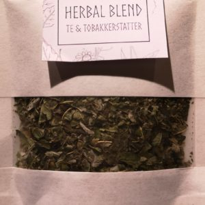 Herbal Blend (tea & smoke mix)